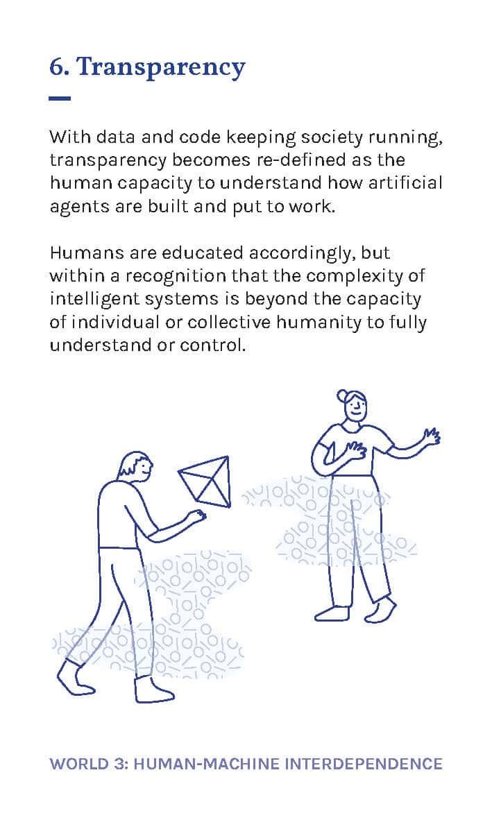 Near Future Teaching methods: values within worlds - Near